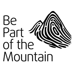 Bepart of the montain